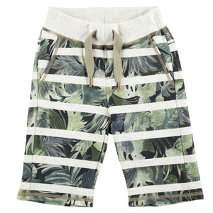 Molo Jungle Stripe Shorts