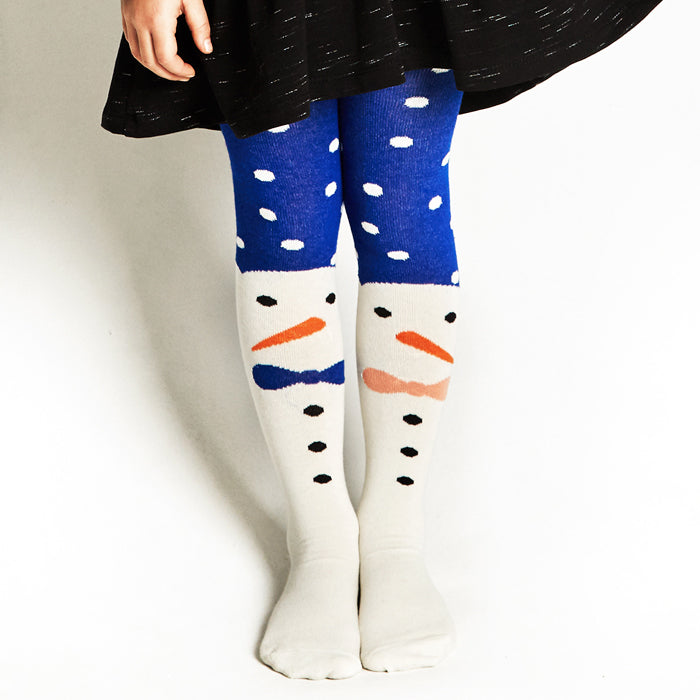 Bangbang Snow Friends Tights