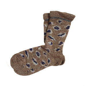 Simple Kids Leopard Socks