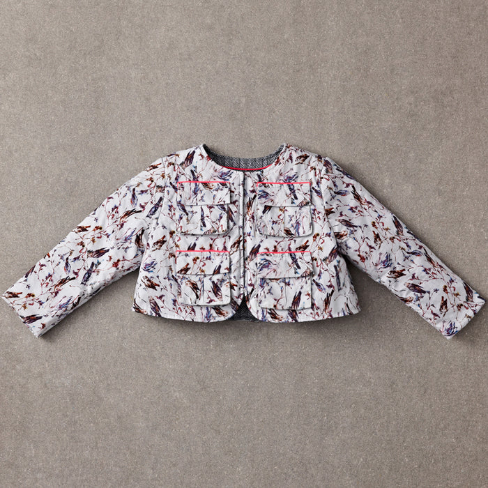 Nellystella Quilted Bird Jacket