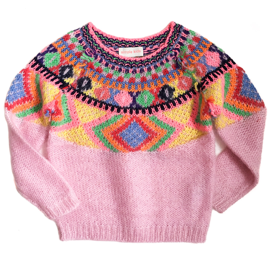 Simple Kids Aurora Sweater