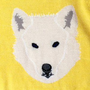 Simple Kids Wolf Sweater