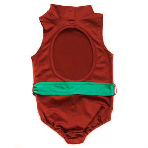 Tambere Belted Swimsuit
