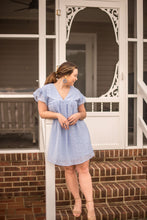 Load image into Gallery viewer, Meet Me At The Shore Periwinkle Dress