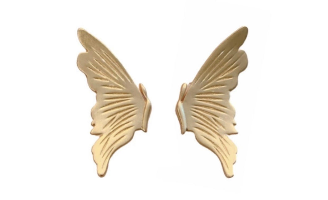 Giselle Butterfly Earrings by Anna Cate Collection