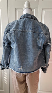 Harlow Jean Jacket by VERVET