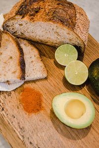 Avocado Toast kit with Bub's Sourdough Bread