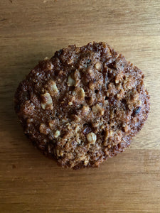 Oatmeal Cranberry Pecan Vegan Cookie by Broadway Baker