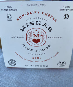 Misha's non dairy cream cheese - 6 flavors!