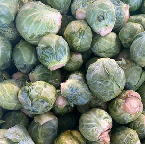 Brussels Sprouts from Country Fresh Herbs