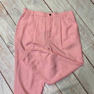 Primary Photo - BRAND: ZARA WOMEN STYLE: PANTS COLOR: PINK SIZE: L SKU: 257-257182-44