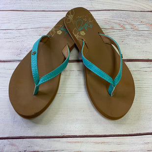 Primary Photo - BRAND:    BETHANYSTYLE: FLIP FLOPS COLOR: BROWN SIZE: 7 OTHER INFO: BETHANY - LIGHT BLUE SKU: 257-257100-2192