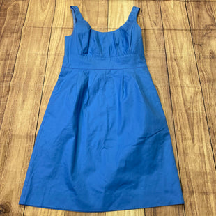 Primary Photo - BRAND: J CREW STYLE: DRESS SHORT SLEEVELESS COLOR: BLUE SIZE: S SKU: 257-25797-358
