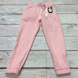 Primary Photo - BRAND:    CLOTHES MENTOR STYLE: ATHLETIC PANTS COLOR: PINK SIZE: S OTHER INFO: NICOPANDA - PANDA EMBLEM SKU: 257-257194-1981
