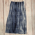 Primary Photo - BRAND: LOFT <BR>STYLE: SKIRT <BR>COLOR: TIE DYE <BR>SIZE: PETITE  MEDIUM <BR>OTHER INFO: BLUE/WHITE <BR>SKU: 257-25748-7409