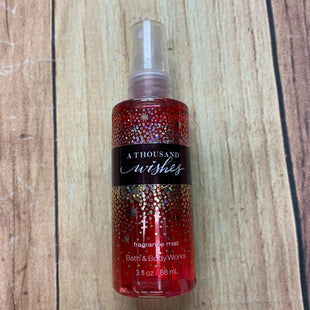 Primary Photo - BRAND: BATH AND BODY WORKS STYLE: FRAGRANCE OTHER INFO: A THOUSAND WISHES SKU: 257-257153-317