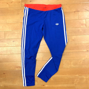 Athletic Capris By Adidas  Size: M - BRAND: ADIDAS STYLE: ATHLETIC CAPRIS COLOR: RED WHITE BLUE SIZE: M OTHER INFO: NEW! SKU: 257-257183-978