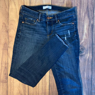 Primary Photo - BRAND: LOFT STYLE: JEANS COLOR: DENIM SIZE: 0 OTHER INFO: RIPPED SKU: 257-257103-448