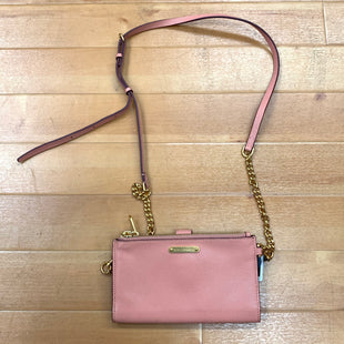 Handbag Designer By Rebecca Minkoff  Size: Small - BRAND: REBECCA MINKOFF STYLE: HANDBAG DESIGNER COLOR: PINK SIZE: SMALL OTHER INFO: XBODY WALLET SKU: 257-25748-4602