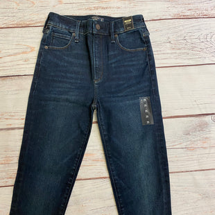 Primary Photo - BRAND: ABERCROMBIE AND FITCH STYLE: JEANS COLOR: DENIM SIZE: 2 OTHER INFO: NWT SKU: 257-25758-563