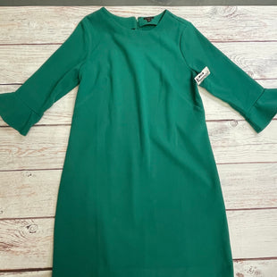 Primary Photo - BRAND: ANN TAYLOR STYLE: DRESS SHORT LONG SLEEVE COLOR: GREEN SIZE: XL SKU: 257-257194-468