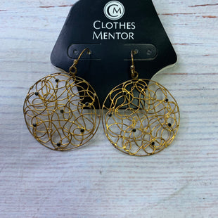 Primary Photo - BRAND:    CLOTHES MENTOR STYLE: EARRINGS COLOR: BRONZE OTHER INFO: POLLOCK DESIGN SKU: 257-25750-1122