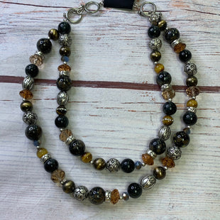 Primary Photo - BRAND:    CLOTHES MENTOR STYLE: NECKLACE COLOR: MULTI OTHER INFO: MULTI COLORED BIG BEADS SKU: 257-257100-2189