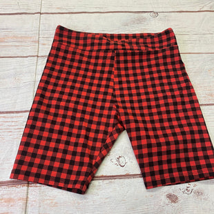 Primary Photo - BRAND: FOREVER 21 STYLE: SHORTS COLOR: RED PLAID SIZE: M SKU: 257-25750-1064