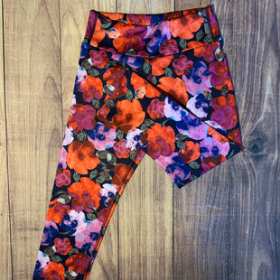Primary Photo - BRAND: N/ASTYLE: ATHLETIC CAPRIS COLOR: FLORAL SIZE: XS OTHER INFO: RED PURPLE BLUE SKU: 257-257103-442
