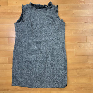 Primary Photo - BRAND: LOFT STYLE: DRESS SHORT SLEEVELESS COLOR: GREY SIZE: 2X OTHER INFO: NEW! SKU: 257-257194-28