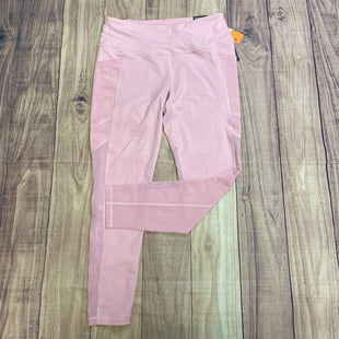 Athletic Pants By Victorias Secret  Size: L - BRAND: VICTORIAS SECRET STYLE: ATHLETIC PANTS COLOR: LIGHT PINK SIZE: L OTHER INFO: NEW! SKU: 257-25774-16196