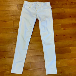 Primary Photo - BRAND: LILLY PULITZER STYLE: JEANS COLOR: WHITE SIZE: 0 OTHER INFO: SLIGHT STAINING-SIZE 00 SKU: 257-257179-11