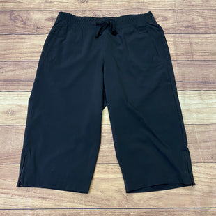 Primary Photo - BRAND: LEE STYLE: ATHLETIC CAPRIS COLOR: BLACK SIZE: M SKU: 257-25774-13684