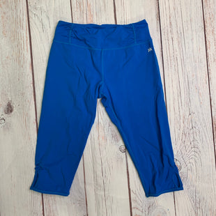 Athletic Capris By Kyodan  Size: M - BRAND: KYODAN STYLE: ATHLETIC CAPRIS COLOR: BLUE SIZE: M SKU: 257-257183-2348