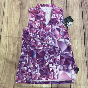 Athletic Tank Top By Nike  Size: Xs - BRAND: NIKE STYLE: ATHLETIC TANK TOP COLOR: PURPLE SIZE: XS OTHER INFO: NEW! SKU: 257-25774-16156