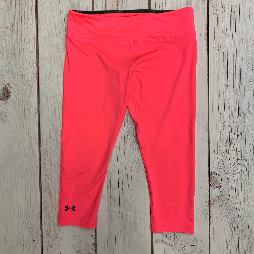 Athletic Capris By Under Armour  Size: S