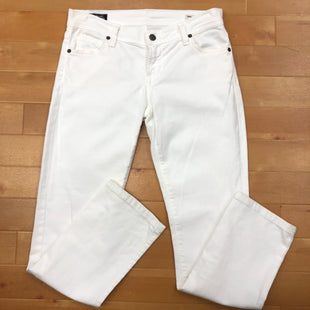 Primary Photo - BRAND: CITIZENS OF HUMANITY STYLE: JEANS COLOR: DENIM WHITE SIZE: S SKU: 217-21780-18473