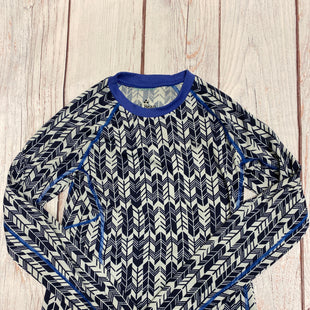 Primary Photo - BRAND: LL BEAN STYLE: TOP LONG SLEEVE BASIC COLOR: BLUE WHITE SIZE: XS SKU: 257-25748-7099