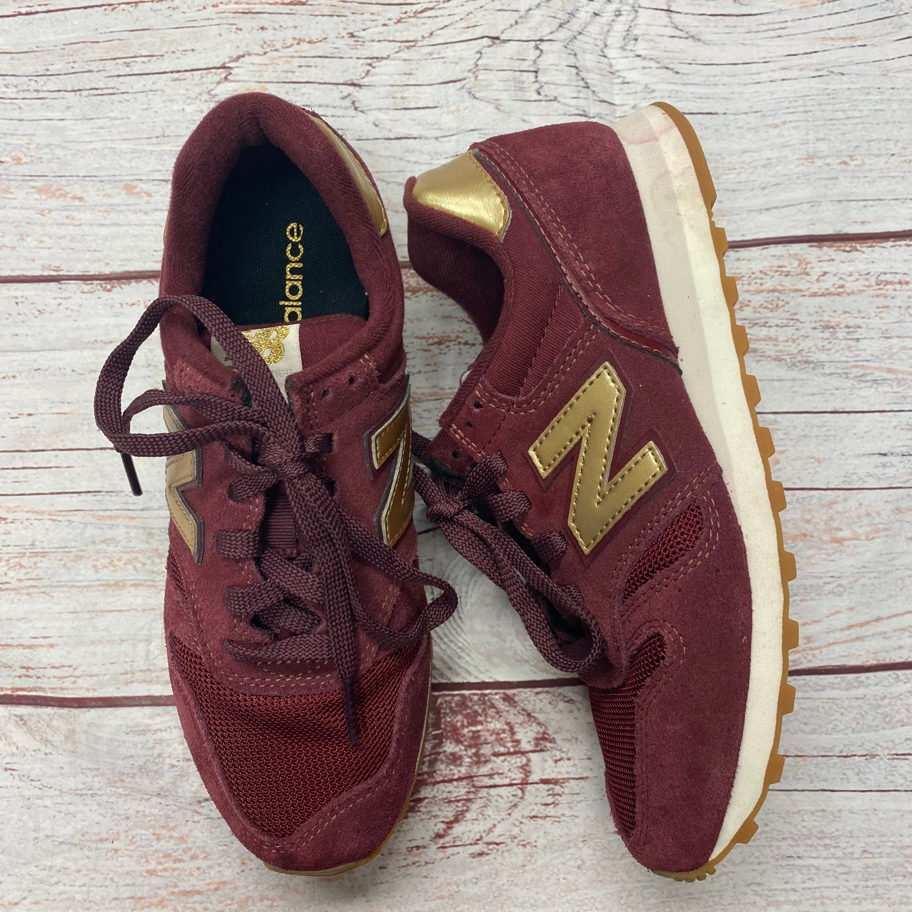Shoes Athletic By New Balance Size: 5.5 – #257 Clothes Mentor ...
