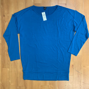 Primary Photo - BRAND: ANN TAYLOR STYLE: TOP LONG SLEEVE BASIC COLOR: AQUA SIZE: M OTHER INFO: NEW! SKU: 257-257183-1648