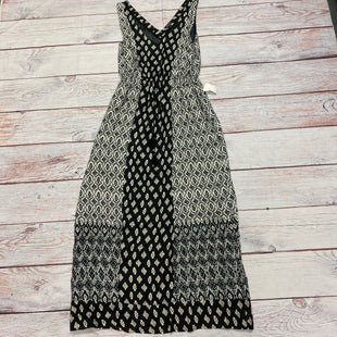 Primary Photo - BRAND: LUCKY BRAND STYLE: DRESS LONG SLEEVELESS COLOR: BLACK WHITE SIZE: M OTHER INFO: AS IS SKU: 257-257180-242