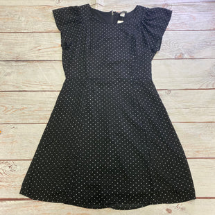 Primary Photo - BRAND: H&M STYLE: DRESS SHORT SHORT SLEEVE COLOR: POLKADOT SIZE: 12 OTHER INFO: NWT SKU: 257-25758-1092