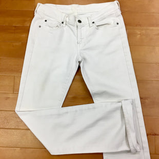 Primary Photo - BRAND: 7 FOR ALL MANKIND STYLE: JEANS COLOR: WHITE SIZE: 6 OTHER INFO: SIZE 28 SKU: 257-25786-4646