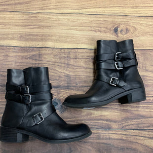 Primary Photo - BRAND: CROWN VINTAGE STYLE: BOOTS ANKLE COLOR: BLACK SIZE: 8 SKU: 257-25748-6051