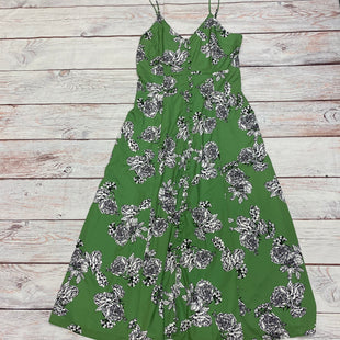 Primary Photo - BRAND: ESHAKTI STYLE: DRESS LONG SLEEVELES COLOR: GREEN SIZE: L SKU: 217-217153-3980