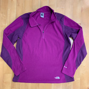 Primary Photo - BRAND: NORTHFACE STYLE: ATHLETIC TOP COLOR: FUSCHIA SIZE: XL SKU: 257-25748-4019