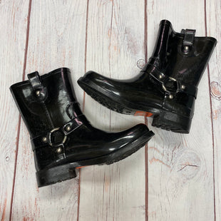 Primary Photo - BRAND: MICHAEL BY MICHAEL KORS STYLE: BOOTS RAIN COLOR: BLACK SIZE: 9 SKU: 257-25774-16562