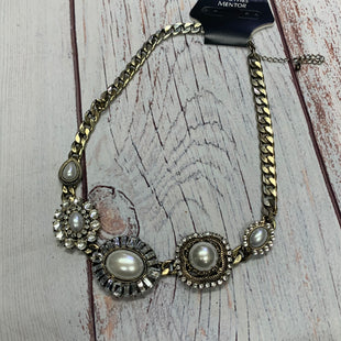 Primary Photo - BRAND:    CLOTHES MENTOR STYLE: ACCESSORY LABEL COLOR: SILVER OTHER INFO: LARGE CHAINLINK NECKLACE SKU: 257-25797-493