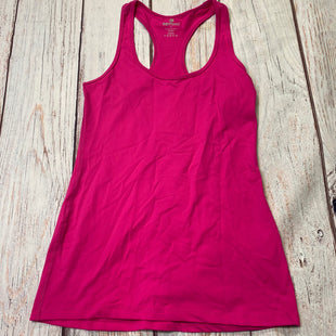 Primary Photo - BRAND: 90 DEGREES BY REFLEX STYLE: ATHLETIC TANK TOP COLOR: PINK SIZE: M SKU: 257-257194-1194