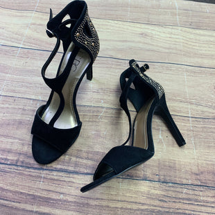 Primary Photo - BRAND: BCBG STYLE: SHOES HIGH HEEL COLOR: BLACK SIZE: 8.5 OTHER INFO: STUDS ON HEEL SKU: 257-257103-1208